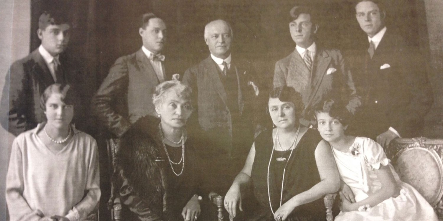 the gallia hotelier family