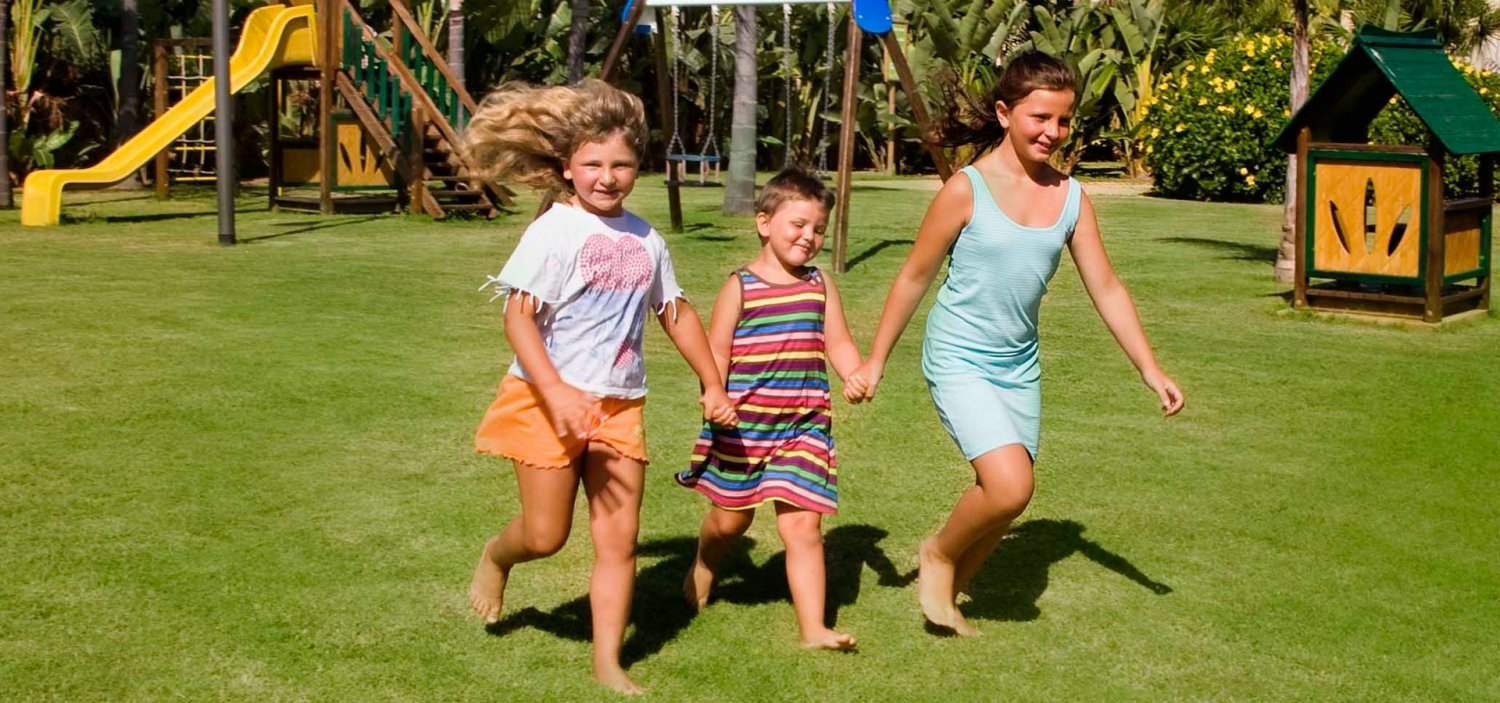 holidays with children - a family apartment hotel