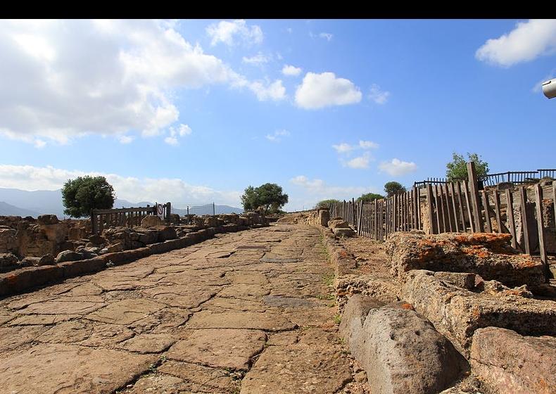 Nora Pula Roman ruines