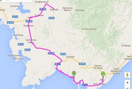 bike holidays Sardinia