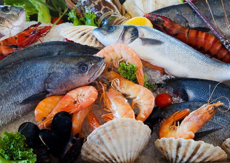 Fish BBQ in Pula Sardinia