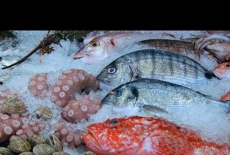 Fish Market Cagliari